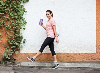 Bodychange Shake nach dem Sport