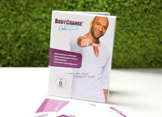 BodyChange DVD