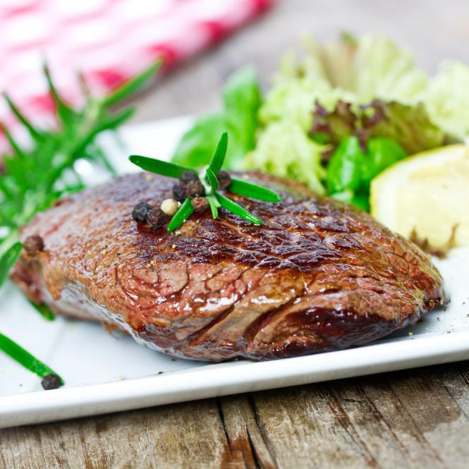 Protein Steak