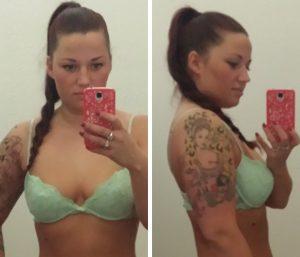 BodyChangerin Ann-Kristin Nachher
