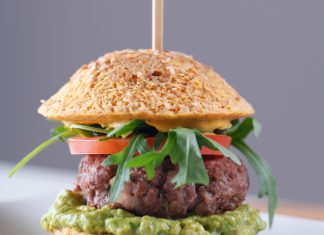 BodyChange Leinsamen Burger