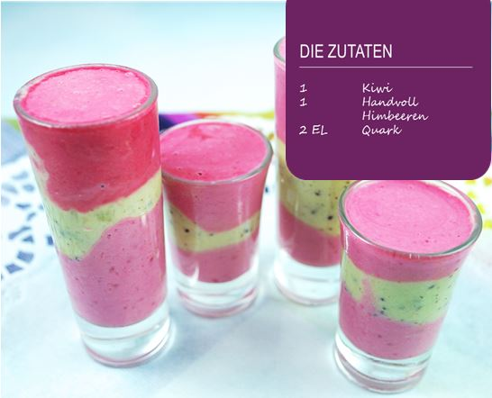Summer-Energy-Shots Zutaten