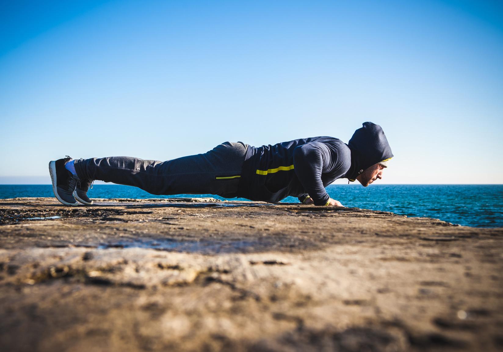 BodyChange Workout im Freien