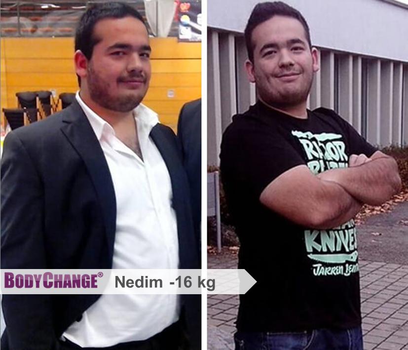 Schnell zum flachen Bauch BodyChanger Nedim -16 kg