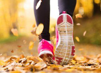 Sport im Herbst