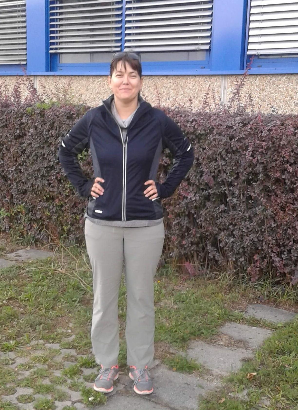 BodyChangerin Sabine hat mit BodyChange -11,3 kg abgenommen