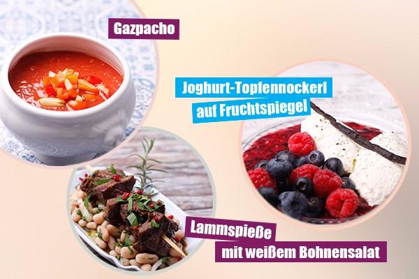 Neue Rezepte aus dem imakeyousexy Kochbuch2