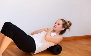 Faszientraining für die Entspannung der Rückenmuskulatur