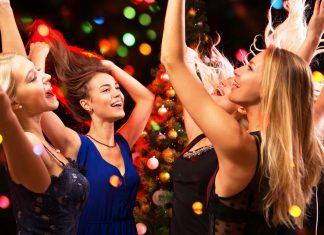 Tanzen auf einer Party