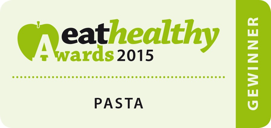 eathealthy Awards 2015 Pasta