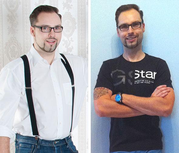 BodyChanger Patrick Vorher-Nachher