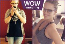 BodyChangerin Melanie hat 11 kg abgenommen