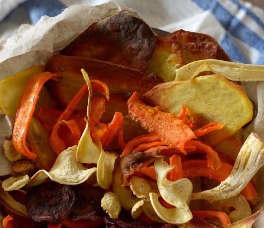 BodyChange EM Snacks Gemüsechips