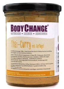 BodyChange im Glas_Thai Curry