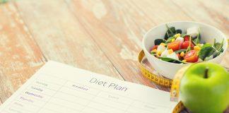 Diätplan von BodyChange