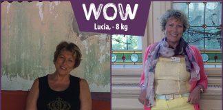 Lucia hat mit BodyChange abgenommen