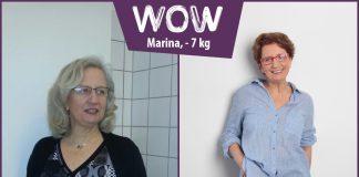 Marinas toller Abnehmerfolg mit BodyChange