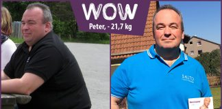 Peters Abnehmerfolg mit BodyChange
