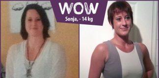 Sonja hat mit BodyChange abgenommen