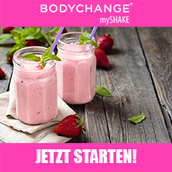 BodyChange my Shake jetzt starten