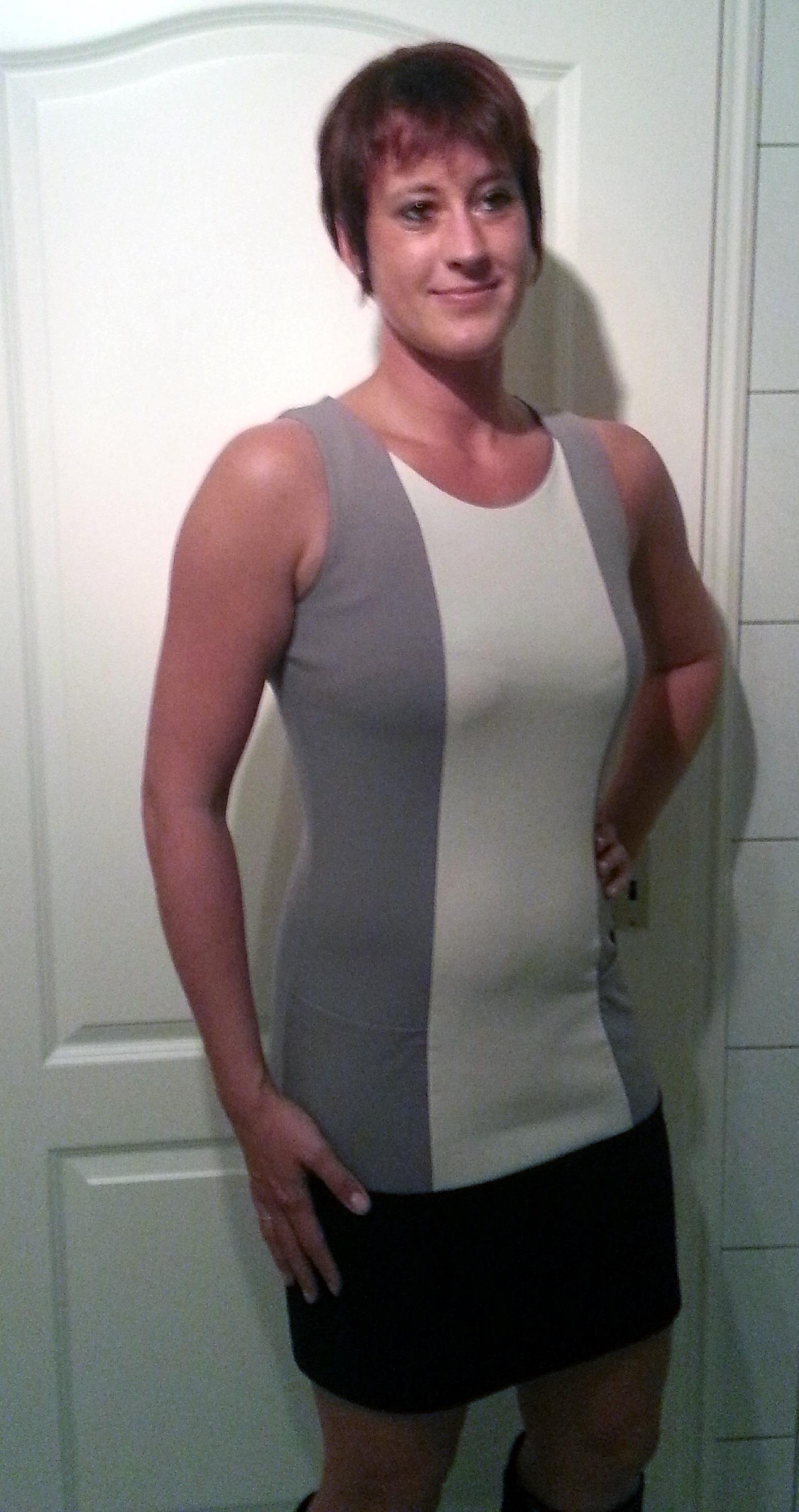 BodyChangerin Sonja hat 14 kg abgenommen
