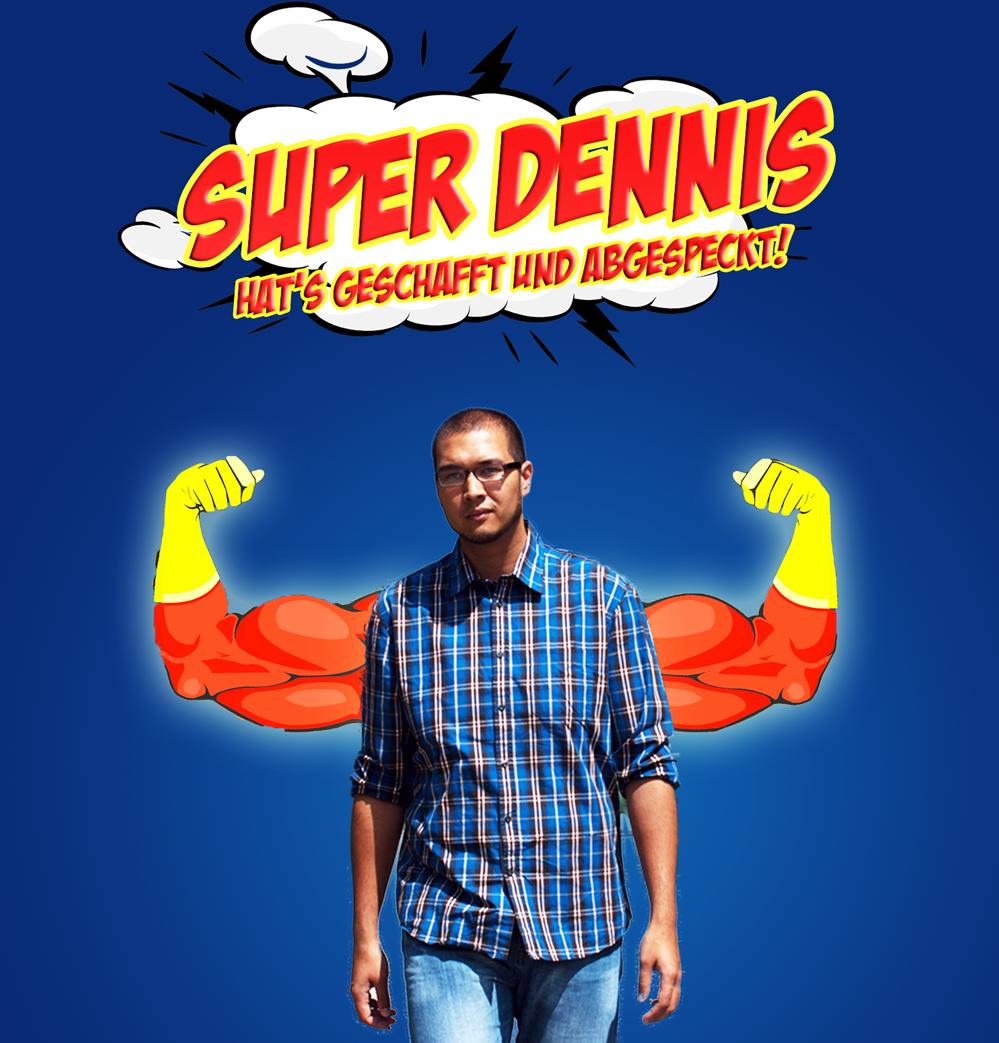 Dennis hat mit BodyChange abgenommen