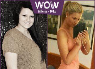 Milena hat mit BodyChange 10 kg abgenommen und freut sich jetzt über ihren WOW-Body!