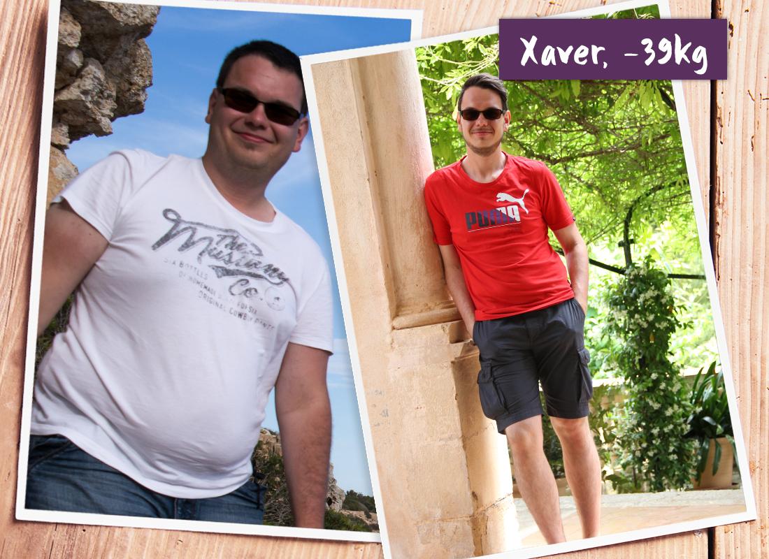 Xaver im vorher-nachher-Vergleich
