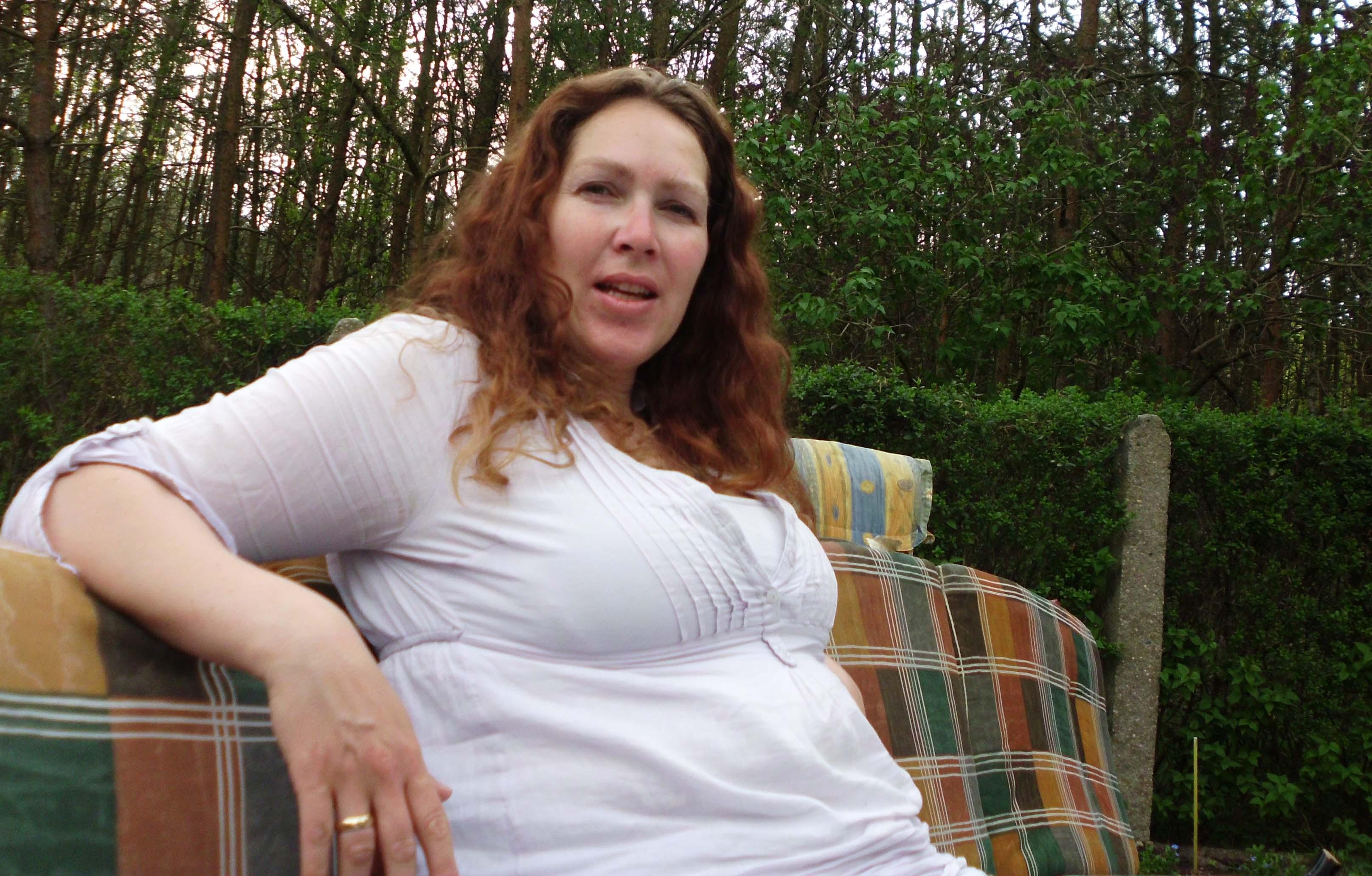 Anja hat vor BodyChange 25 kg zu viel gewogen