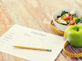 Diät Zettel