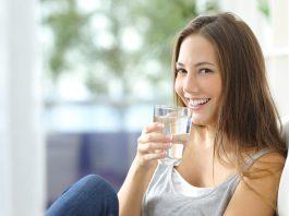 Mehr Wasser trinken