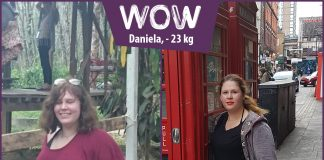 Daniela Vorher Nachher Wow