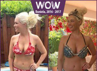 daniela katzenberger ohne jojo effekt im bikini