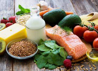 Gesunde Low Carb Lebensmittel
