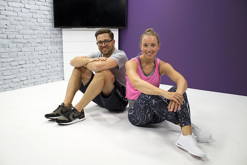 Die BodyChange Experten Anke und Gerhard