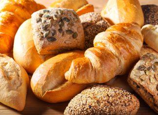 Weizenprodukte: Verschiedene Arten von Brot