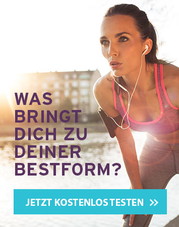Bodychange bestform herausfinden