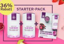 Slim Shake Angebot 36 Prozent günstiger