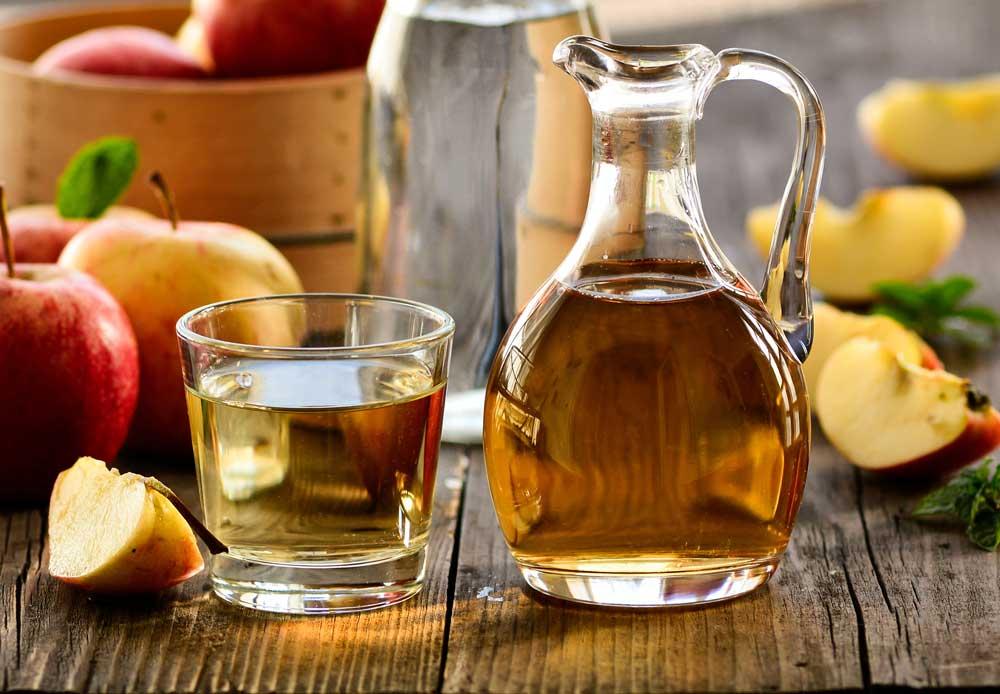 Abnehmen mit Apfelessig - funktioniert das wirklich?